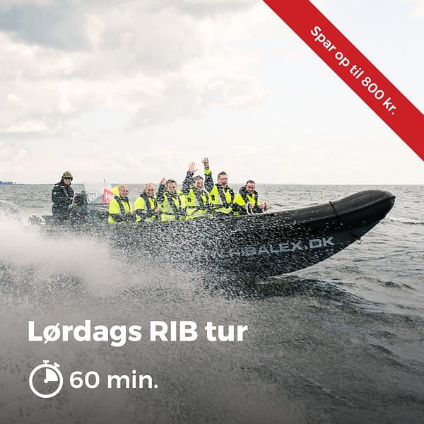 Lordags RIB Tur 60
