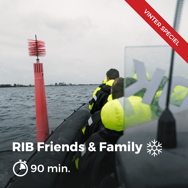 RIB Friends and Family Winter