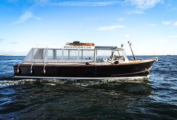 Båd RIE af WaterTours.dk i Øresund